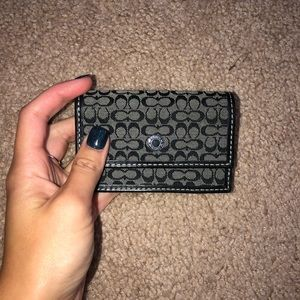 Coach wallet small